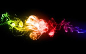 цветной дым_