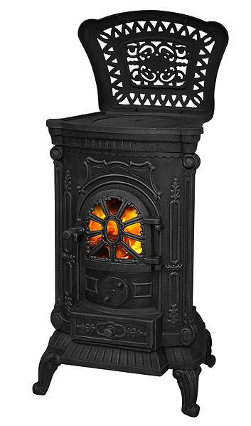 печь-камин Ingrid fireform