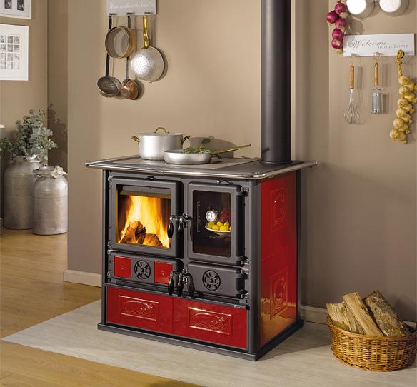печь-кухня La Nordica Rosa fireform